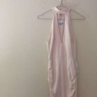 Kooki light pink Dress