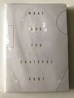Kikki K gratefulness journal notebook diary