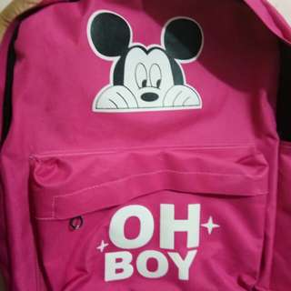Minnie mouse ransel kids#maumothercare