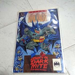 Batman LODK #38 Legend of The Dark Mite