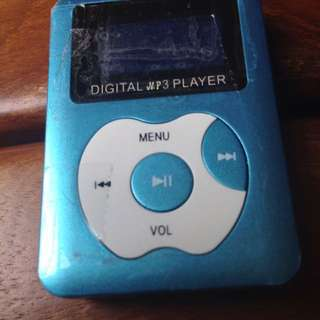 MP3 player for free