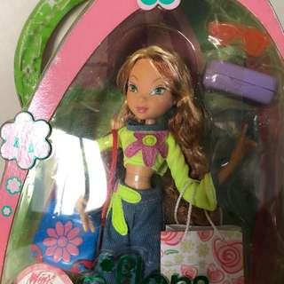 Winx Club Flora Doll