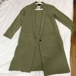 Bnwt h&m coat