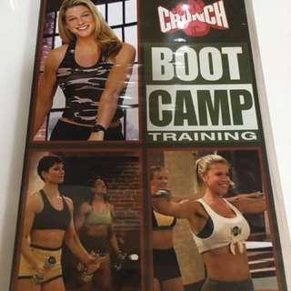 CRUNCH boot camp training Original