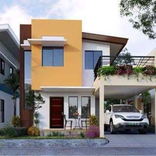 House N Lot Althea Residences in Binan Laguna