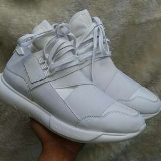 Adidas y3 qasha yohjiyamamoto full white