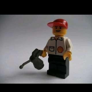 Lego Minifigs Shell - Jacket