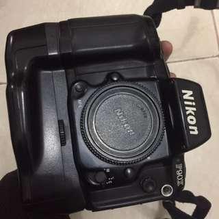 Nikon analog F90x