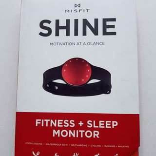 Misfit Shine Fitness and Sleep Monitor (second-hand)