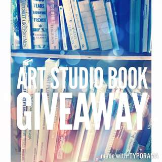Art books - various FREE