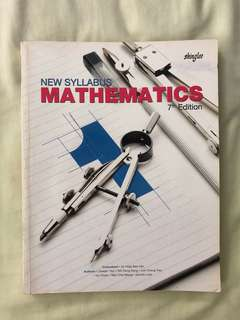 New Syllabus Mathematics 7th Edition shinglee Sec 1
