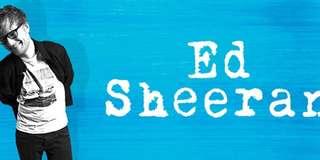 3 Ed Sheeran Tickets