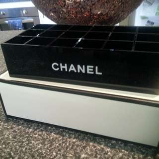 Chanel VIP Lipstick/Makeup Storage Box
