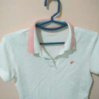 Giordano Dirty White Polo Shirt