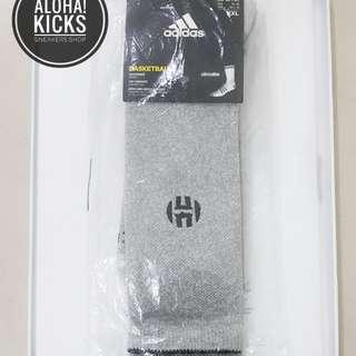 NEW! ADIDAS Harden Socks