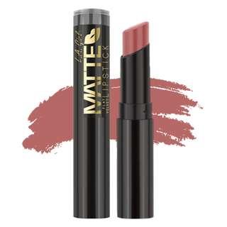 L.A. Girl Matte Flat Velvet Lipstick in Snuggle