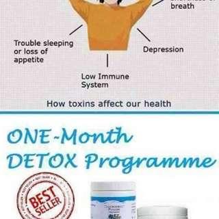 Clearstart for detox to slimming