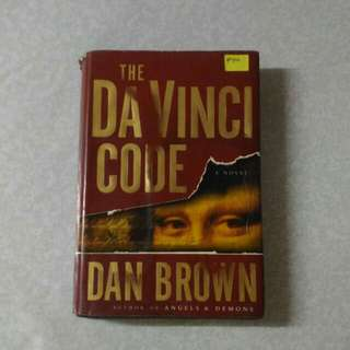 The Da Vinci Code (Hard Cover)