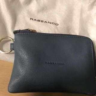 Rabeanco keychain purse /wallet