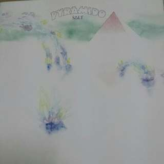 Music CD (Metal): Pyramido–Salt - Doom Metal, Stoner Rock