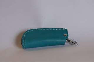 手製真皮鎖匙包 Handmade Leather Keybag