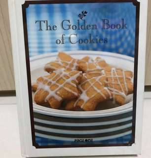 The golden book of cookies cookbook recipe