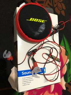 Boss earphones