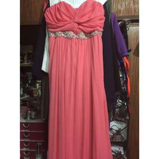 Plus Size Gown for Rent
