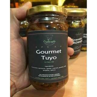 Spicy Turmeric Gourmet Tuyo