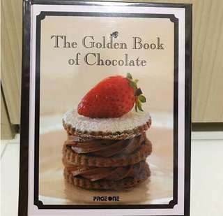 The golden book of chocolate cookbook recipe