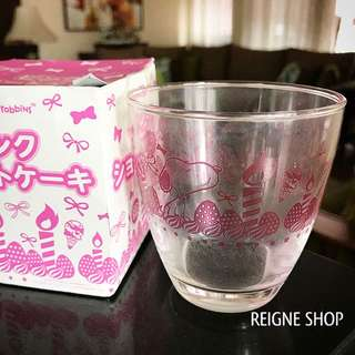 SNOOPY GLASS WITH BOX