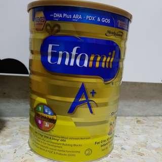 Enfamil A+ stage1 1.8kg promotion fire sale