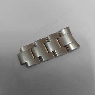 原裝勞力士ROLEX 17mm 表带(零件)