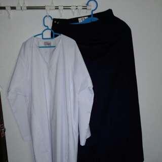 Baju sekolah canggih #150ff
