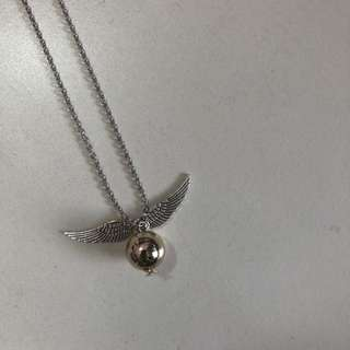 Instocks - Harry Potter Quidditch Necklace ✨
