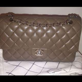 Chanel 2.55 double flap 25cm