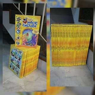 Grolier book set