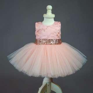 🐰Instock - party sequin dress, baby infant toddler girl children sweet kid happy