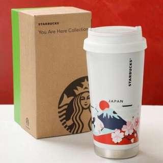 最新!東京限定Starbucks櫻花杯2018