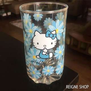HELLO KITTY GLASS