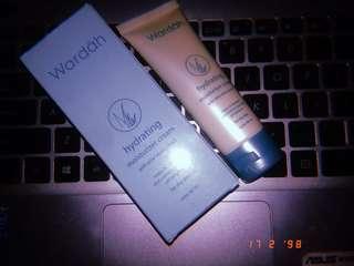 Wardah hydrating moisturizer Cream