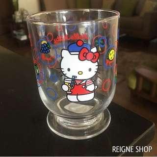 HELLO KITTY GLASS