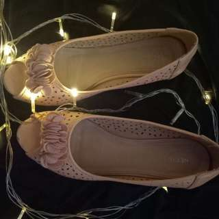 Nevada pink shoes