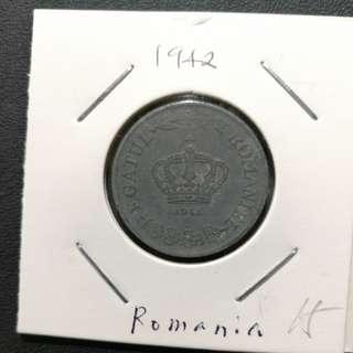 羅馬尼亞樂皇冠硬幣
