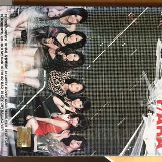 T-ara CD
