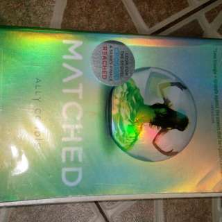 Matched Novel by Ally Condie