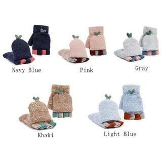 Cashmere Gloves/Fingerless Mittens