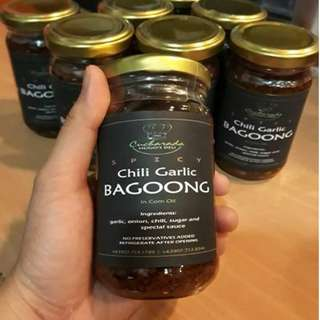 Chili Garlic Bagoong