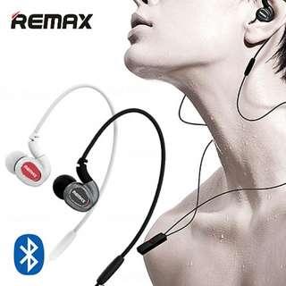 Braided Wire Wireless Superbass Earpiece Earphone Remax S8