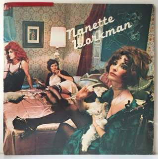 Nanette Workman ‎– Nanette Workman (1976 USA Original - Vinyl is Excellent)